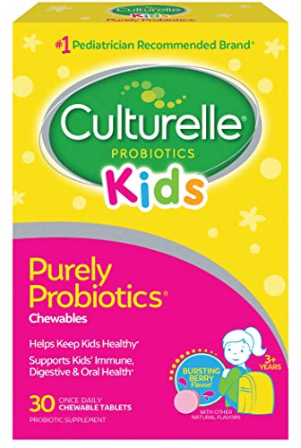 Culturelle Kids Chewable Daily
