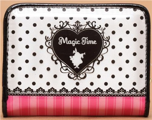 Amazon.com: kawaii Alice in Wonderland fairy tale wallet by Q-Lia: Toys & Games