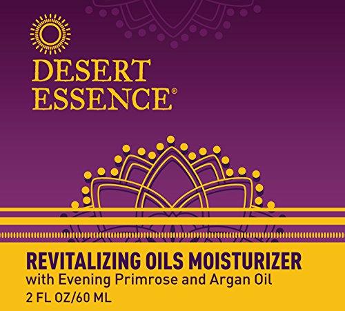 Price comparison product image DESERT ESSENCE Revitalizing Oils Moisturizer,  0.02 Pound