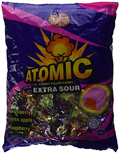 Atomic Extra Chewy Filled Kosher