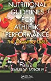 Nutritional Guidelines for Athletic Performance, , 1439839360