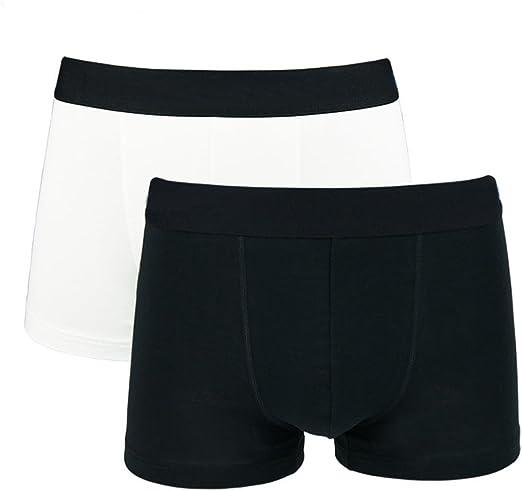 CXSM Ropa Interior para Hombres Boxer para Hombres Cintura de ...