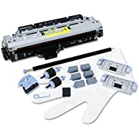 Hewlett Packard HP Laserjet M5025, M5035 Maintenance Kit (110V) (Includes Separation Pad, Pick-up Rollers, Pick-up & Feed Rollers, Transfer Roller, Fuser, Gloves, Tool (Hook) & Instruction Guide), Part Number Q7832-67901