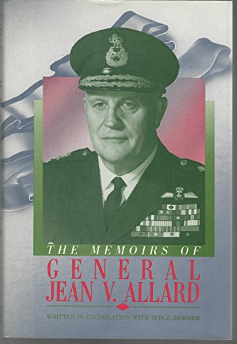 The Memoirs of General Jean V. Allard by Brand: Univ of British Columbia Pr