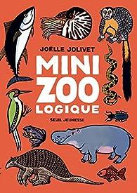 Mini zoo logique par Joëlle Jolivet