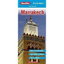 Berlitz Fleximap Marrakech