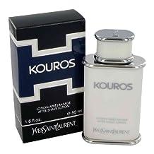 Kouros Cologne by Yves Saint Laurent for Men. Aftershave Toner 1.6 Oz / 50 Ml.