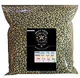 20 lb Asoapia Organic Unroasted Coffee Beans, Specialty Grade (Asoapia Organic - Colombian Association, 20 lb)