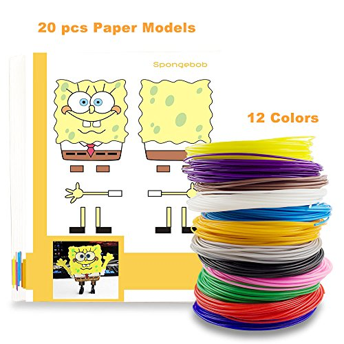 Vcall Filament Printing Different Patterns product image