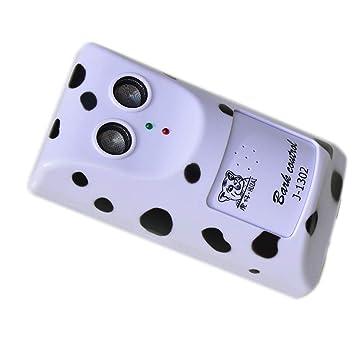 Topker Mini plástico de Alta Potencia Detener Barking Dog Bark Anti Sin humanamente Dispositivo de Control de la suspensión del silenciador: Amazon.es: ...