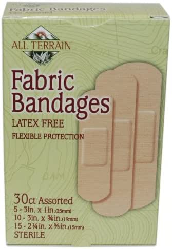 Bandages & Gauze: All Terrain Fabric Bandages