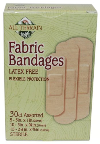 all-terrain-latex-free-30-count-fabric-bandage-assorted
