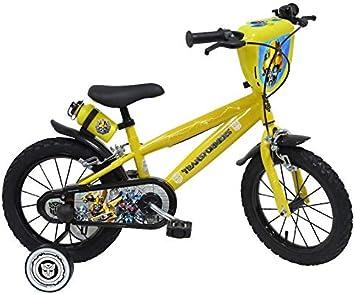 Denver Bike 17267 Denver Transformers - Bicicleta de 14 Pulgadas ...