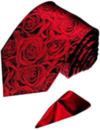 LORENZO CANA Luxury Italian 100/% Pure Silk Tie Champagner Ivory Beige Wedding 84346