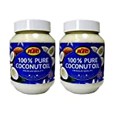 Coconut Oil 500ml (Pack of 2)