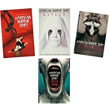 American Horror Story Season 1-4, DVD