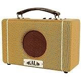 """Kala AMP-TWD 5-Watt 1x5"""" Tweed Battery Powered Ukulele Amplifier"""