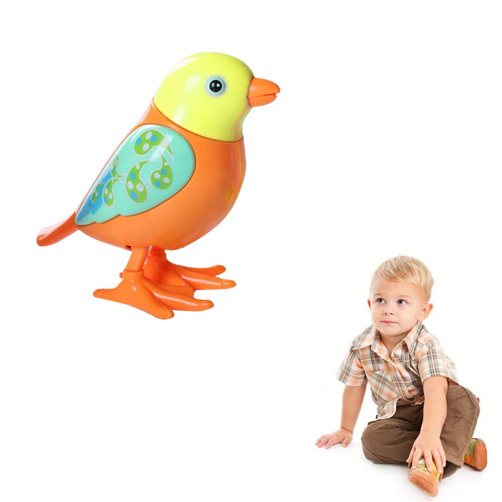 Homiki Sungpunet Giocattolo educativo per i Bambini avvolgimento Giocattolo Uccello 1 PC