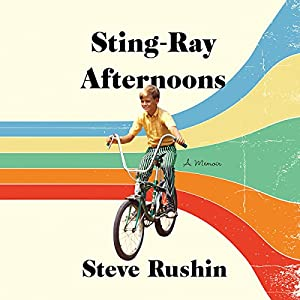 Download audiobook Sting-Ray Afternoons: A Memoir