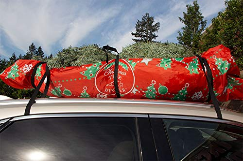 Kirk Tree Hugger(Wraps Your Tree & Protects Your car) Fits Upto 8 F Tall
