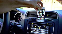 Radmo Classic Mobile Phone Mount For Your Car, Coated Aluminum