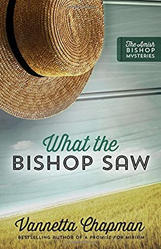 book cover of What the Bishop Saw