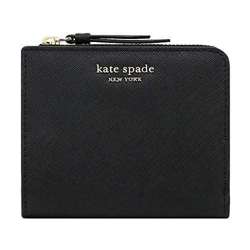 Kate Spade NY Cameron L-Zip Bifold Wallet in Black