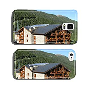 Stone and wood house cell phone cover case iPhone6