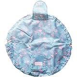 Animal Flamingo Cosmetic Bag Professional Drawstring Makeup Case Women Travel Make Up Organizer Storage Pouch Toiletry Wash Kit