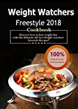 over 35 diet - Weight Watchers Freestyle Cookbook 2018: Over 35 Delicious and Healthy Weight Watchers Freestyle & Flex Recipes with SmartPoints For Ultimate Weight Loss ( WW Freestyle Weekly Menu Planner )
