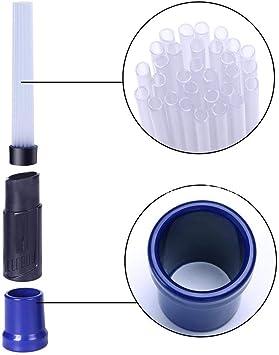 Dust - Cepillo para aspiradora, cepillo de limpieza universal con ...