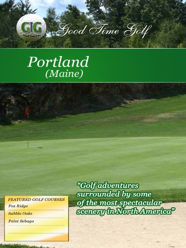 Good Time Golf Portland Maine movie