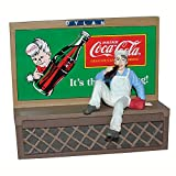Coca-Cola Town Square Large Billboard CG2404 1997
