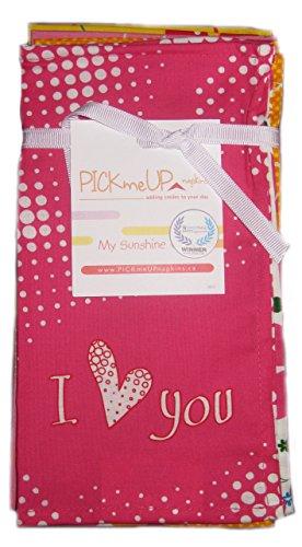 PICKmeUP napkins - My Sunshine napkin set by PICKmeUP napkins (Image #2)