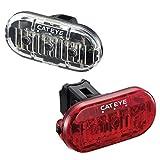 Cateye None Omni 3 Road Bike Light-Set