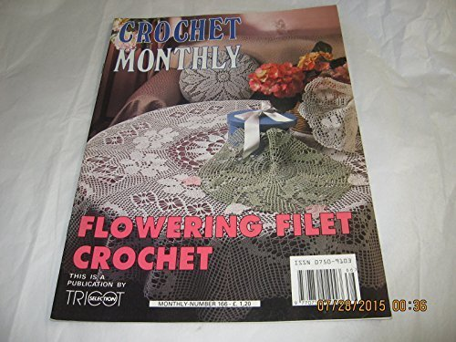 Crochet Monthly Number 166 1993 -