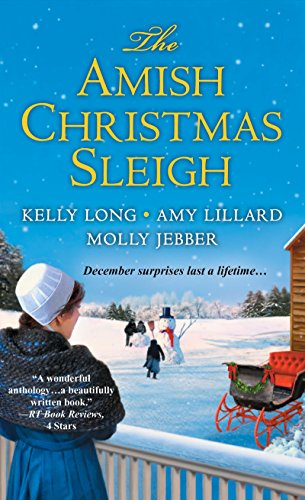 The Amish Christmas Sleigh by Molly Jebber & Others ebook deal