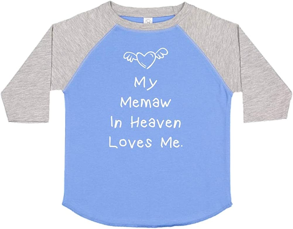 Happy Mothers Day to The Worlds Best Memaw Toddler//Kids Sweatshirt