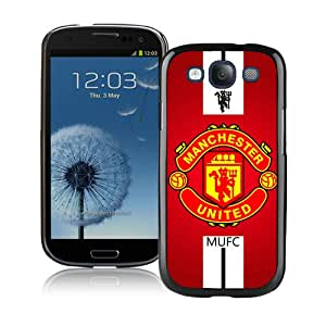 Beautiful And Unique Designed Case For Samsung Galaxy S3 With Manchester United 1 Phone Case