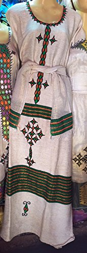 eritrean dress - 1