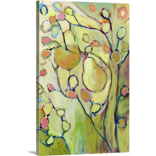 - Jennifer Lommers Premium Thick-Wrap Canvas Wall Art Print Entitled Pear Tree 12