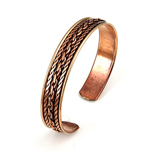 Copper Bangle Therapy Bracelet Increase product image