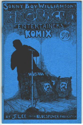 King Biscuits Entertainers Komix (Sonny Boy Williamson's)