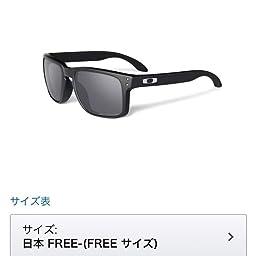 Amazon オークリー Holbrook A 0oo9244 メンズ Polished White 24k Iridium 日本 Men Free サイズ サングラス 通販