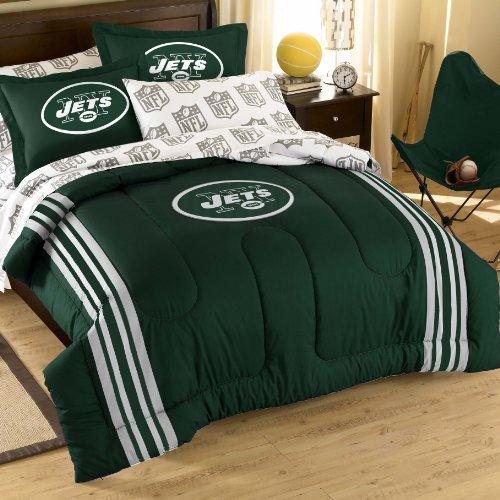 NFL New York Jets Full Bedding Set
