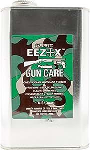 Eezox Synthetic Gun Oil .95 Oz Liquid