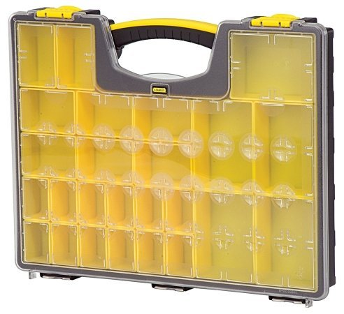 Stanley Storage 014725R 25 Drawer Professional Organizer by Stanley