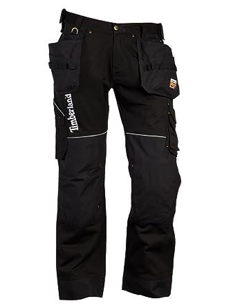 style à la mode prix modéré nouvelles promotions Pantalon construction Dark Black Timberland PRO 614: Amazon ...