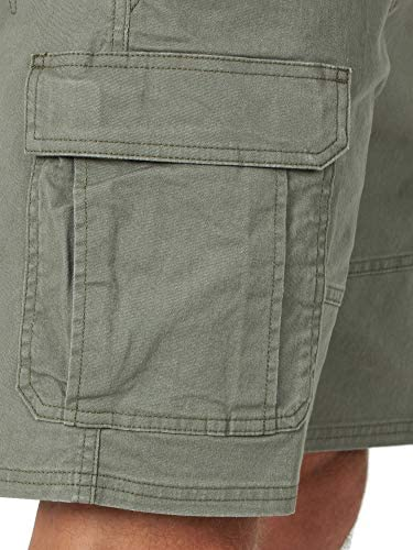 Wrangler Authentics Men's Classic Relaxed Fit Stretch Cargo Short
