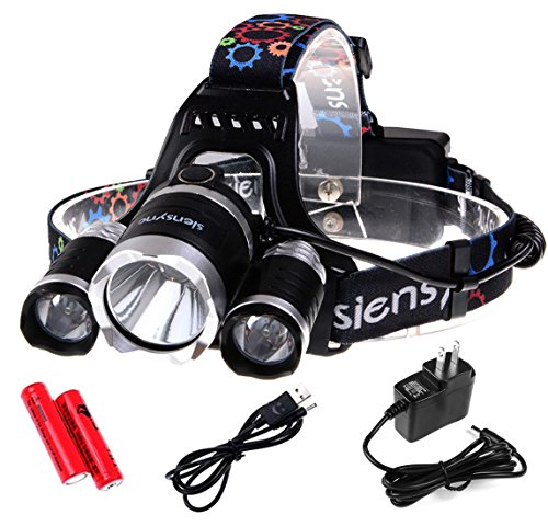 LED Headlamp Waterproof Headlight Flashlight